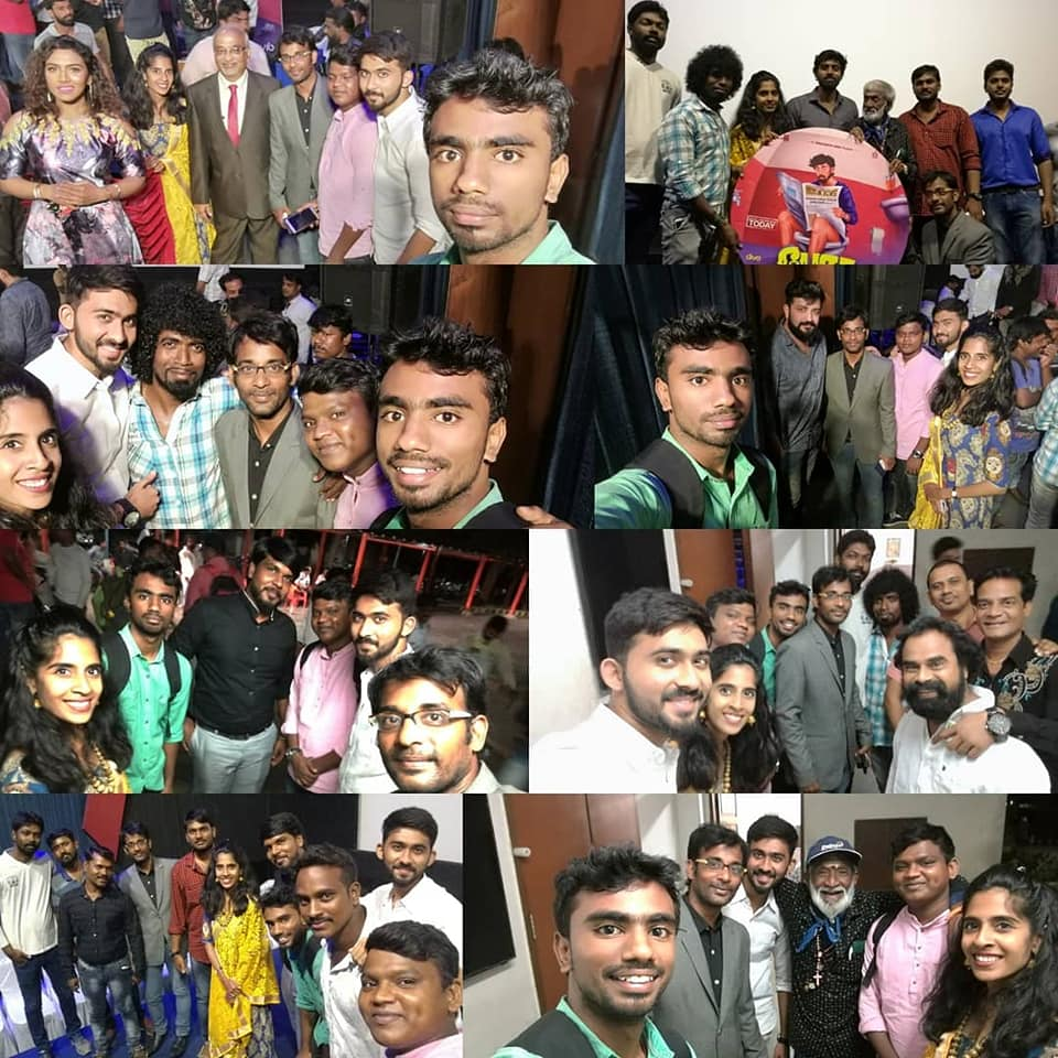 Chennai Event Professionals at Bodha tamil movie audio and trailer launch at Prasad Preview Theatre