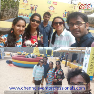 Hosted Boo Boo Carnival for Kids and Adults at Monkey Monk ECR Mahabalipuram Chennai Event Professionals