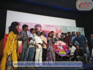 Chennai Event Anchors Hosted Bodha Tamil Movie Audio and Trailer Launch at Prasad Preview Theatre Vadapalani on 25th June 2018 Monday