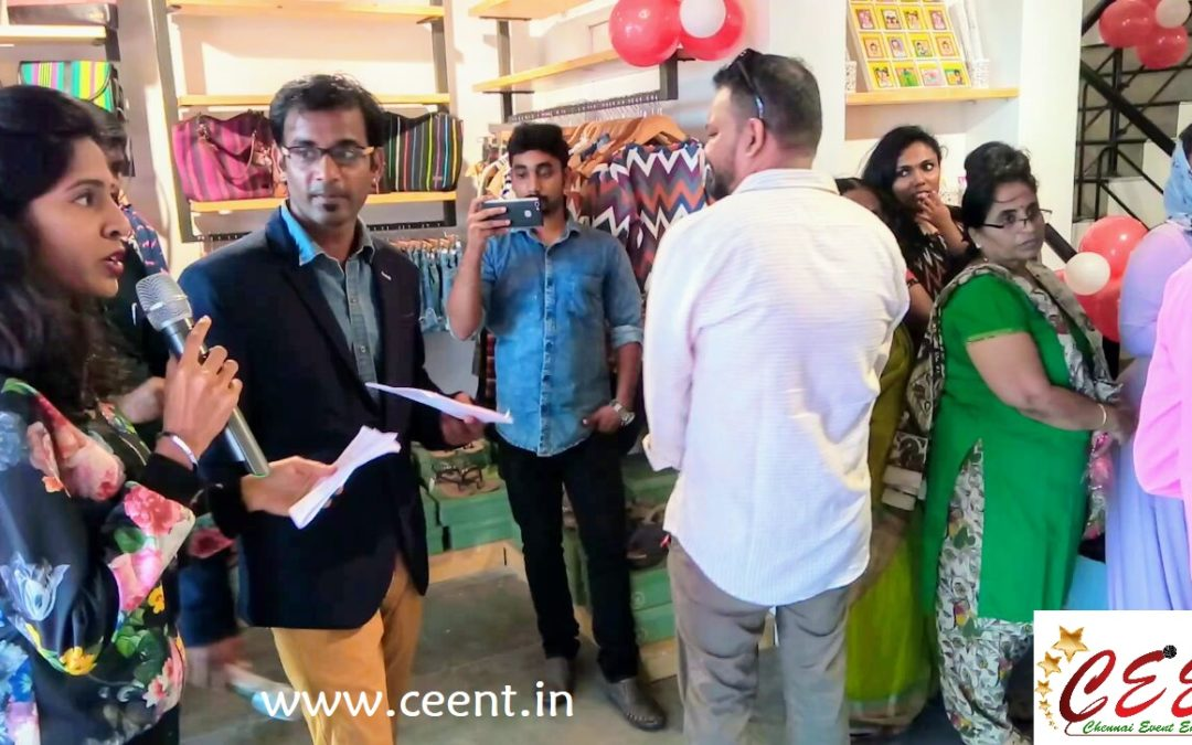 Are you looking for an Event MC to host a Store Launch Inaugural Event?