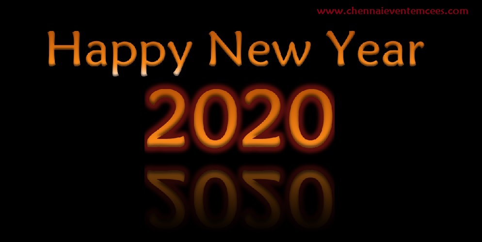 Are you looking for an Anchor to host New Year Party Event 2020 in Chennai and Pondicherry?