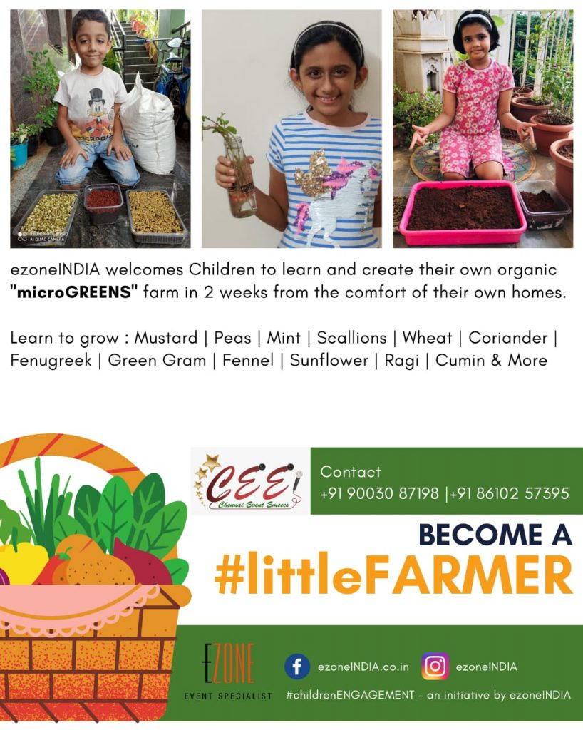 Become a Little Farmer 15 Days WhatsApp Session
