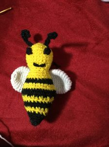 Become an Independent Crocheter through online crocheting classes Bee Weaving