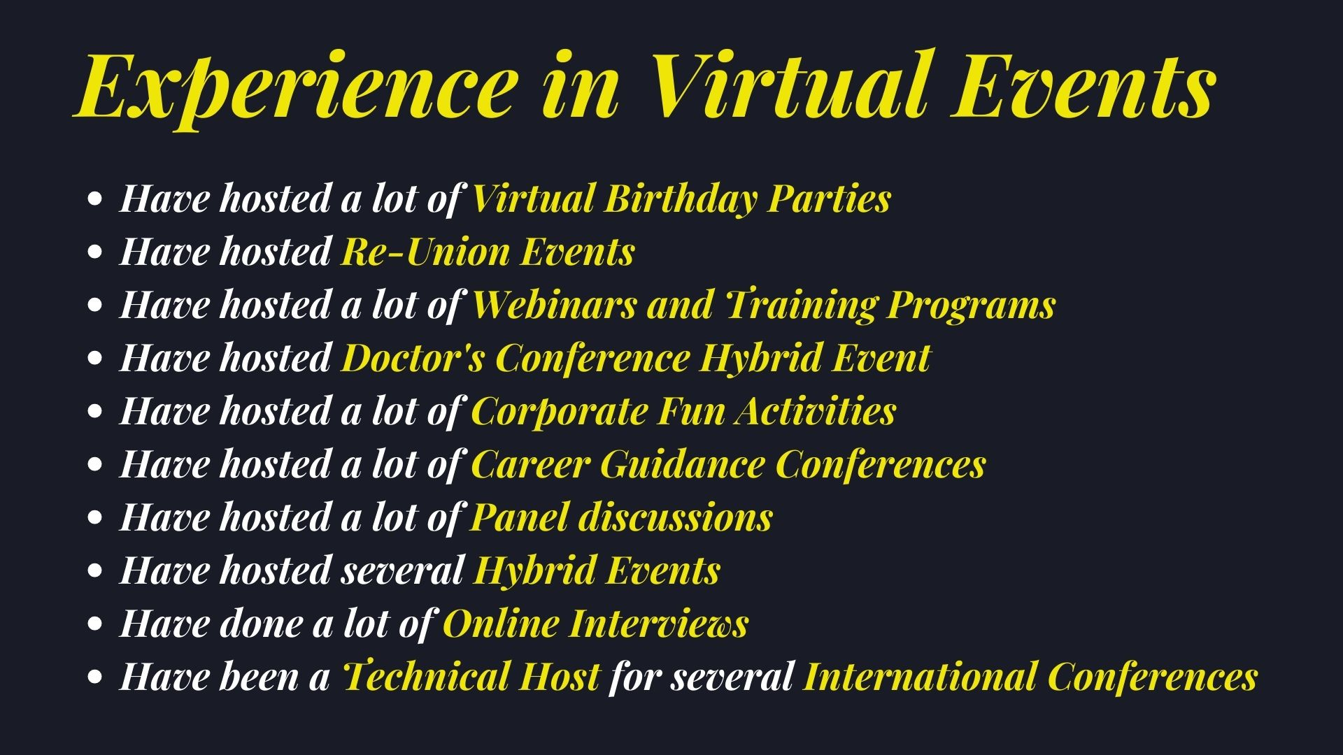 4 Virtual Emcee RK Thamizharasan from Chennai for Online Birthday Parties Corporate Conference Events