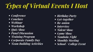 5 Virtual Emcee RK Thamizharasan from Chennai for Online Birthday Parties Corporate Conference Events