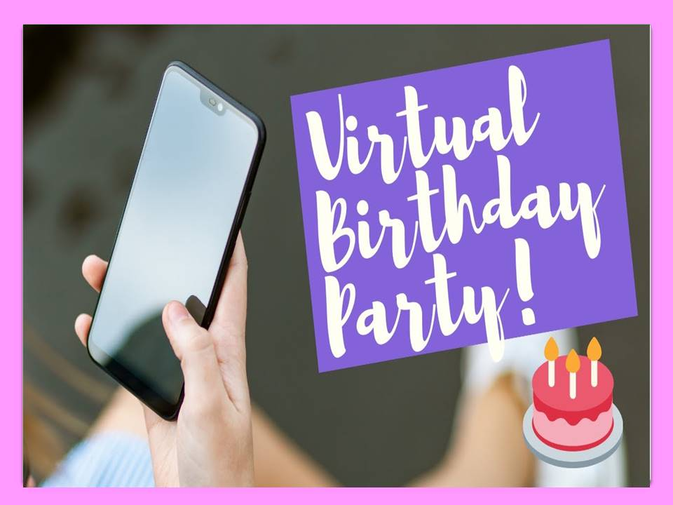 Entertainment Event and Games Plan for Online Birthday Party by Virtual Event Emcees
