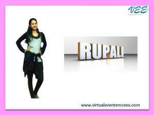 Entertainment Event and Games Plan for Online Birthday Party by Virtual Event Emcees_Zumba Zin Rupali RDK