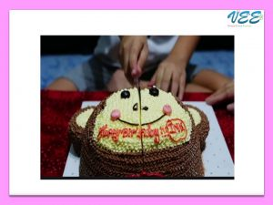 Entertainment Event and Games Plan for Online Birthday Party_Cake Cutting