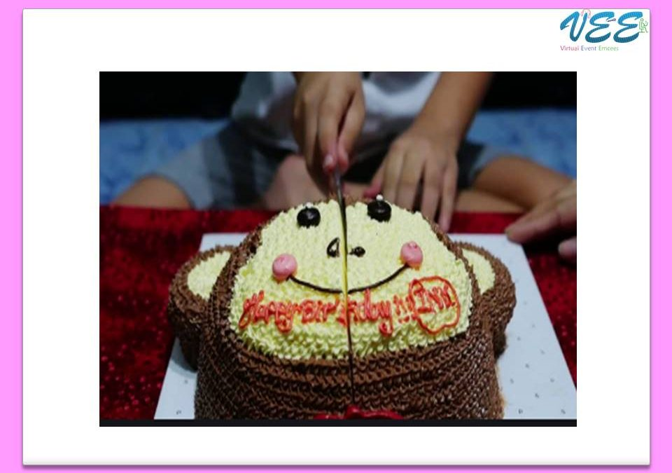 Entertainment Event and Games Plan for Online Birthday Party