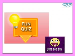 Entertainment Event and Games Plan for Online Birthday Party_Quiz