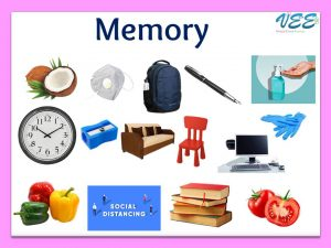 Memory Game_Entertainment Event and Games Plan for Online Birthday Party